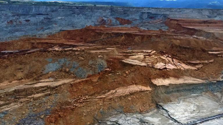 Κοζάνη: Πλησιάζει την Ακρινή η τέφρα των ορυχείων της ΔΕΗ- Απειλούν με κινητοποιήσεις οι κάτοικοι