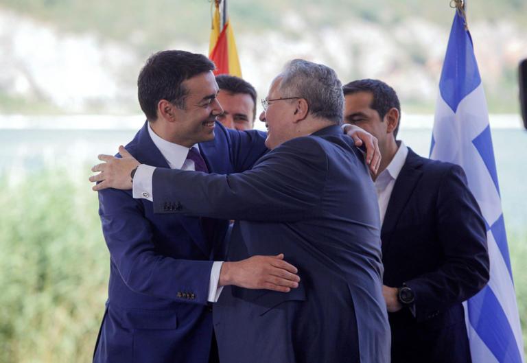 Ο Νικολά Ντιμιτρόφ αποχαιρετά τον Νίκο Κοτζιά: Καταφέραμε το ακατόρθωτο και γίναμε φίλοι