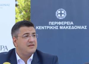 Προσφυγή της Περιφέρειας Κεντρικής Μακεδονίας στο Συμβούλιο της Επικρατείας για τα διόδια