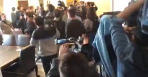 Μαθητής βρίζει και σπρώχνει υψηλόβαθμο αξιωματικό της Αστυνομίας – Video