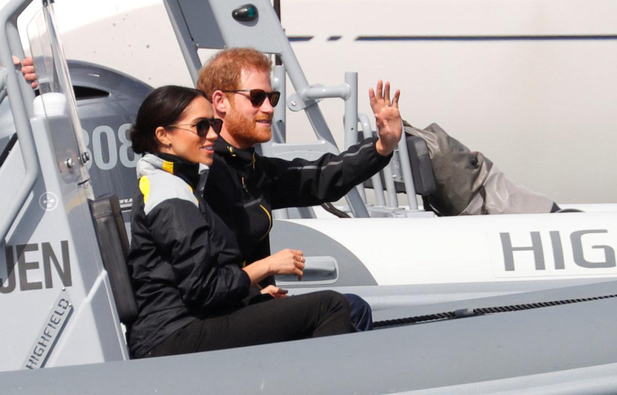 Πρίγκιπας Χάρι – Μέγκαν Μαρκλ: Αλλαγές στο πρόγραμμα του πριγκιπικού ζεύγους λόγω εγκυμοσύνης