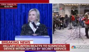 """ΗΠΑ: Σαστισμένη η Χίλαρι Κλίντον μετά το """"τρομοπακέτο""""! video"""
