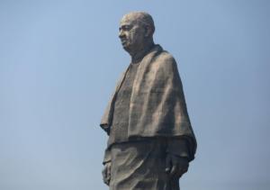 Ινδία: Ο Iron Man έγινε το ψηλότερο άγαλμα του κόσμου [pics]