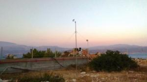 Νέοι αυτόματοι μετεωρολογικοί σταθμοί σε Πρέσπες και Καστελόριζο