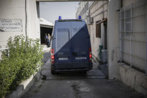 Στις φυλακές Κορυδαλλού μεταφέρθηκε το ζεύγος Παπαντωνίου – Σε κακή ψυχολογική κατάσταση και οι δυο