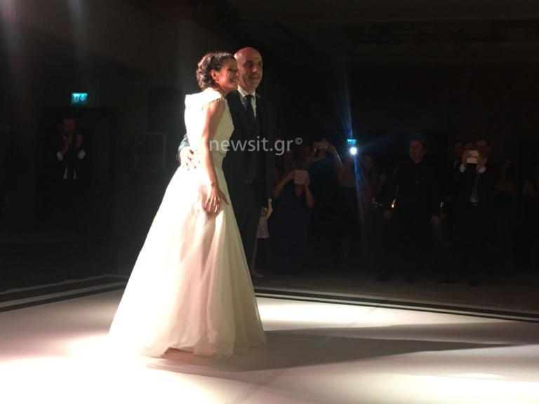 Λαμπερός γάμος στο Φανάρι – Παντρεύτηκε ο Μανώλης Κωστίδης!