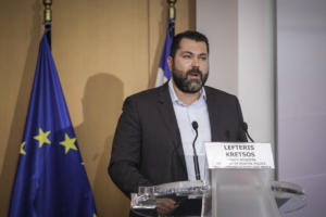 """Κρέτσος: Το """"όχι"""" του ΣτΕ στα κανάλια επιβεβαιώνει την νομιμότητα του διαγωνισμού για τις τηλεοπτικές άδειες"""