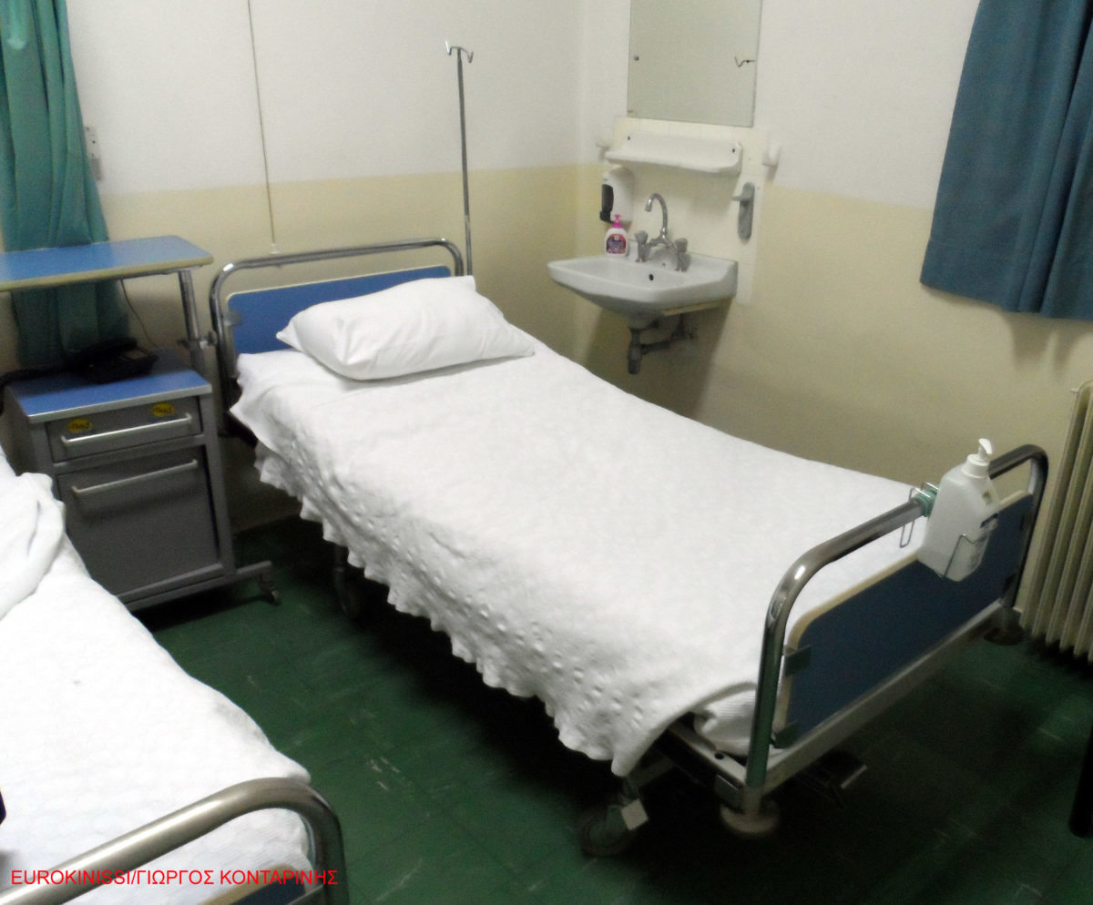 Καβάλα: Αυτοκτόνησε γυναίκα θετική στον κορονοϊό! Πήδηξε στο κενό από τον τρίτο όροφο του νοσοκομείου