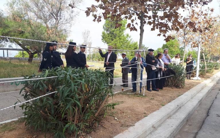 Θεσσαλονίκη: Τα μέτρα ασφαλείας στην παρέλαση με κλούβες των ΜΑΤ και σχοινιά – Νεκρή ζώνη κοντά στην εξέδρα των επισήμων [pics]