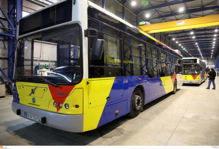 Χειρόφρενο στα λεωφορεία της Θεσσαλονίκης!