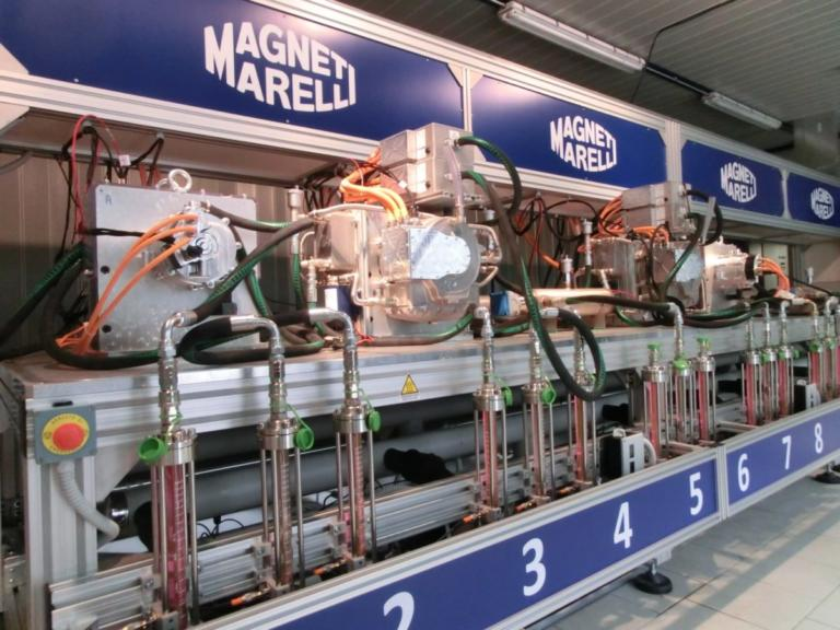 H FIAT πούλησε την Magneti Marelli
