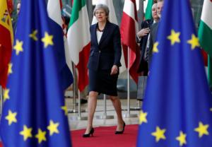 Μέι στη Σύνοδο Κορυφής: Εφικτή η συμφωνία για Brexit