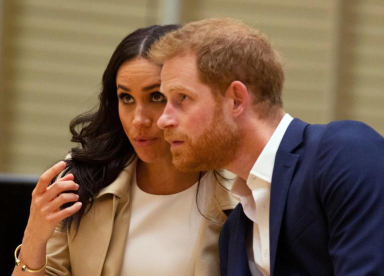 Η Μέγκαν και ο Χάρι τρέλαναν τους Αυστραλούς – Η συγκινητική συνάντηση