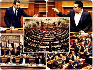 """""""Σκοτώνονται"""" Μαξίμου – ΝΔ για το… εκρηκτικό Υπουργικό Συμβούλιο!"""