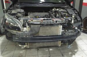 Κοζάνη: Ο μηχανικός έλυσε τη μηχανή του αυτοκινήτου και είδε εικόνες που θα θυμάται για πάντα [pics, video]