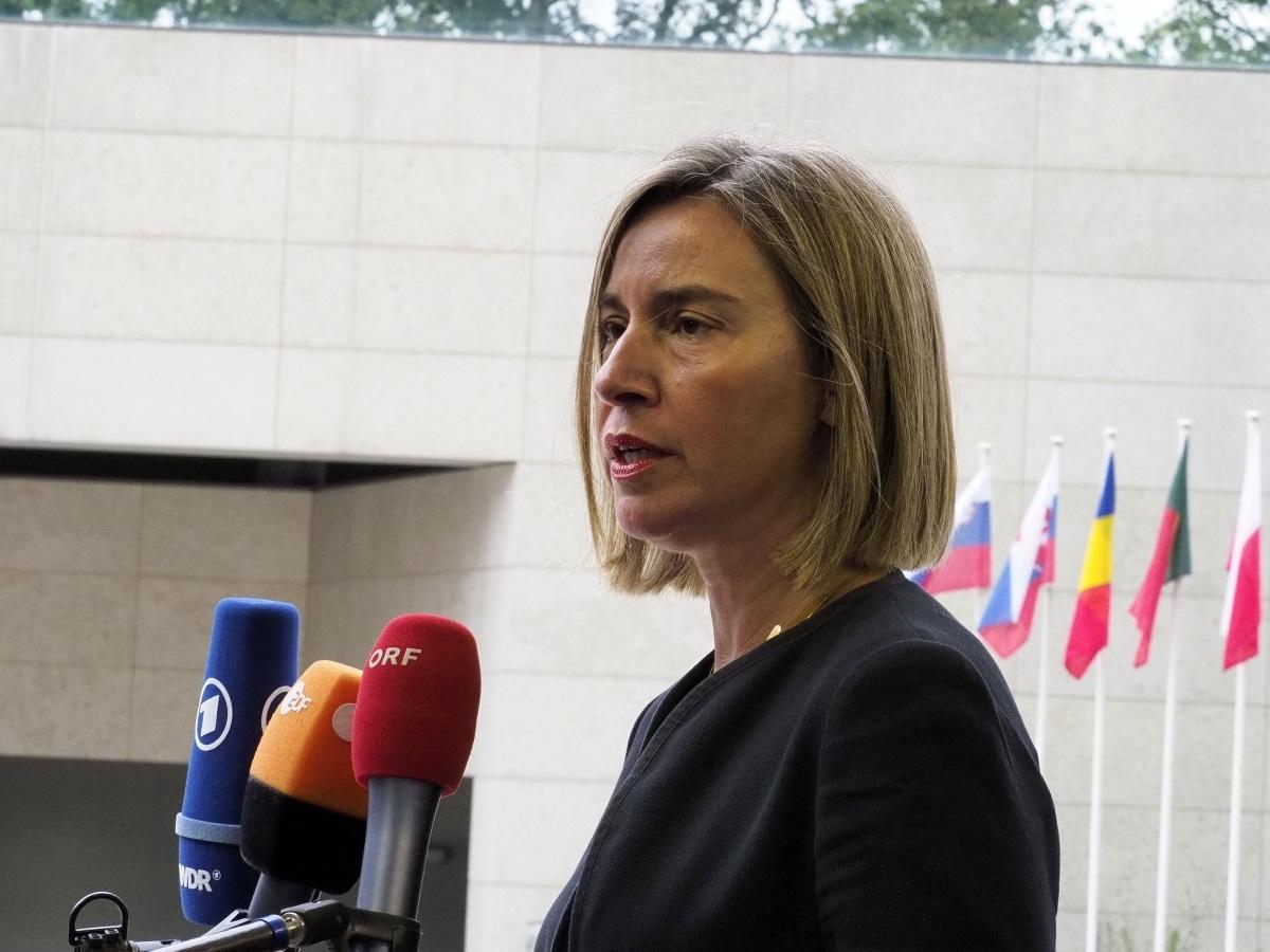 """Μογκερίνι: """"Η Συμφωνία των Πρεσπών μοναδική ευκαιρία συμφιλίωσης στη ΝΑ Ευρώπη"""""""