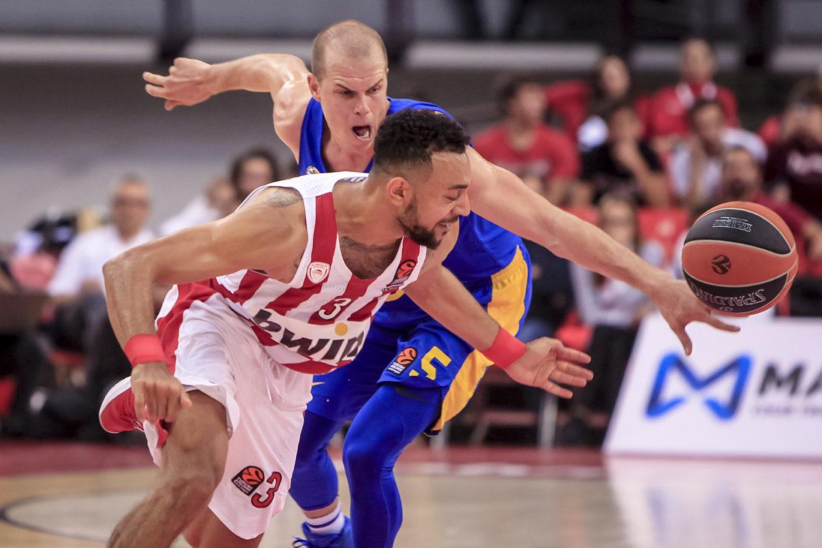 """Ολυμπιακός – Μακάμπι: """"Σεφτέ"""" στο ΣΕΦ με """"ερυθρόλευκη"""" πολυφωνία!"""