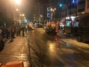 Επίθεση αντιεξουσιαστών με μολότοφ και πέτρες στο Α. Τ. Ομονοίας! – video [pics]