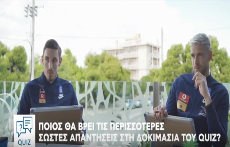 Μπάρκας και Πασχαλάκης σε ένα απολαυστικό challenge για την «Ομάδα Προσφοράς ΟΠΑΠ» – Δείτε το βίντεο
