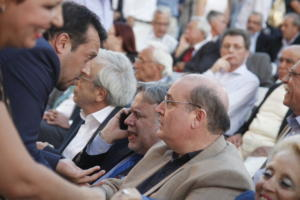 Πολιτική Γραμματεία ΣΥΡΙΖΑ: Κερδισμένος ο Παππάς στη διαμάχη με Φίλη