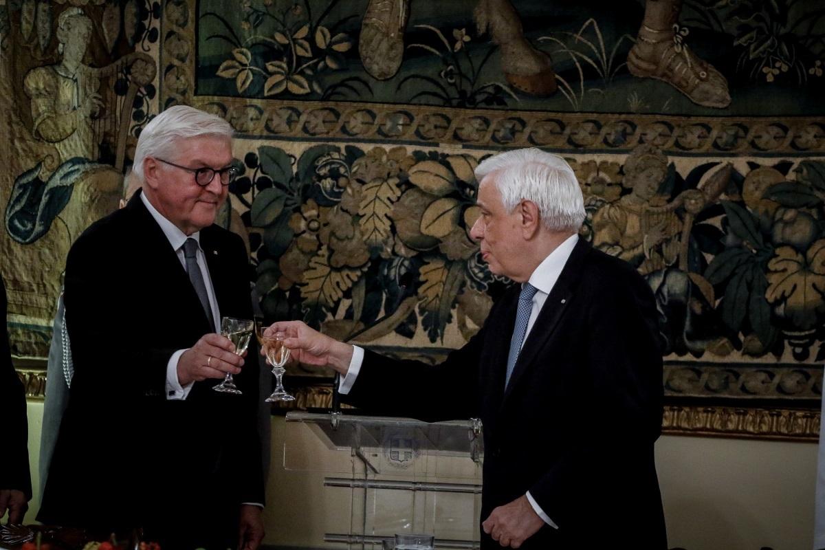 Ο Παυλόπουλος μίλησε επίσημα στον Σταϊνμάιερ για τις γερμανικές αποζημιώσεις!