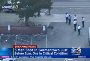 Πυροβολισμοί σε εμπορικό κέντρο στη Φιλαδέλφεια! Πέντε τραυματίες