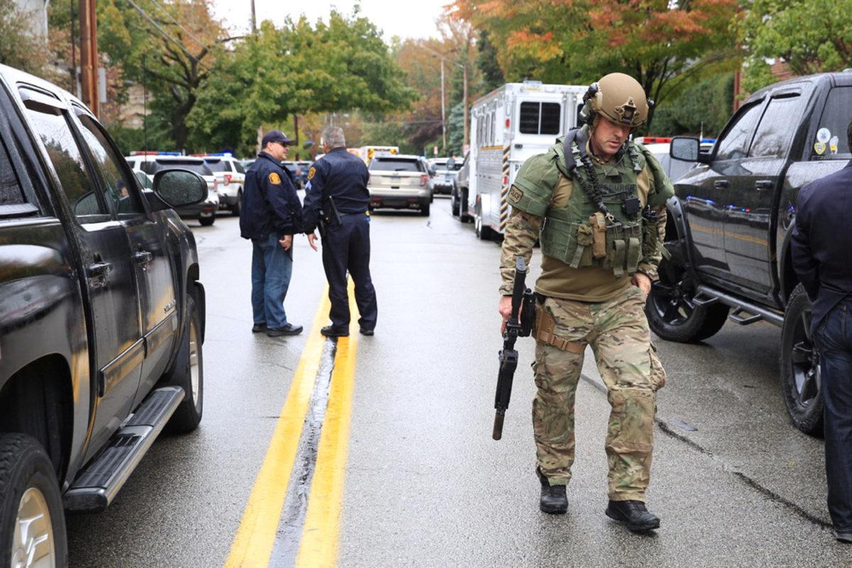 Συναγερμός στο Πίτσμπουργκ των ΗΠΑ: Άγνωστος άνοιξε πυρ σε συναγωγή
