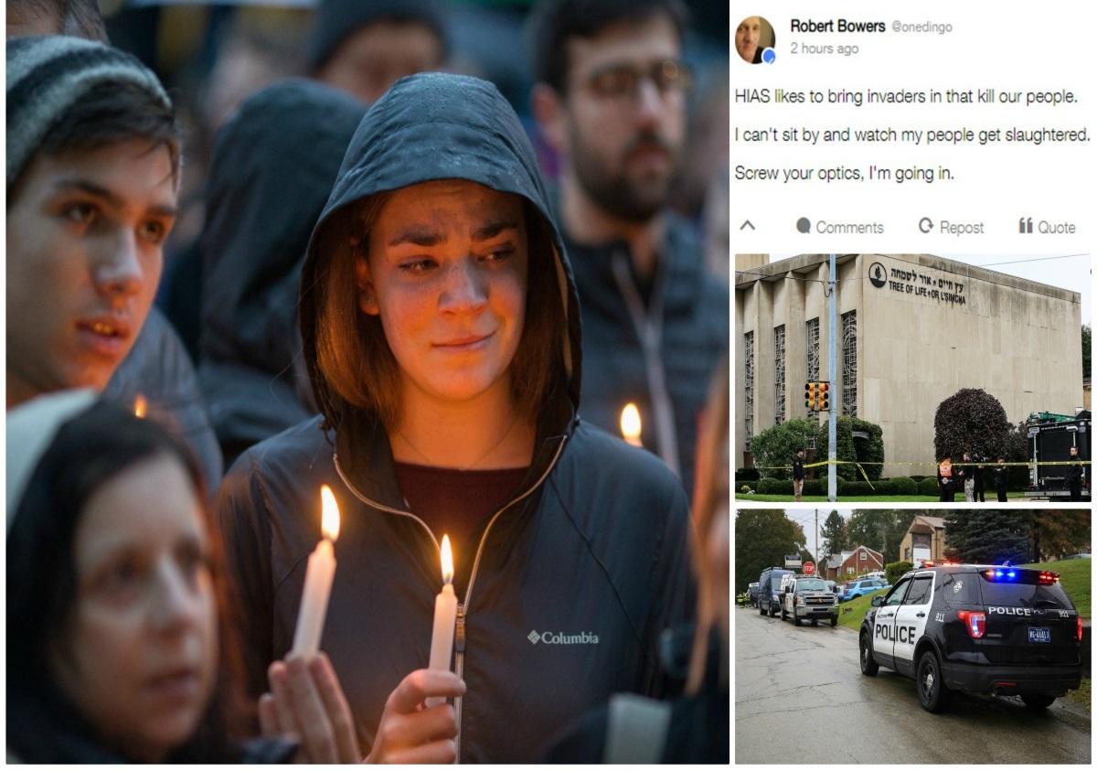 ΗΠΑ: Μέχρι και θανατική ποινή για τον μακελάρη του Πίτσμπεργκ!