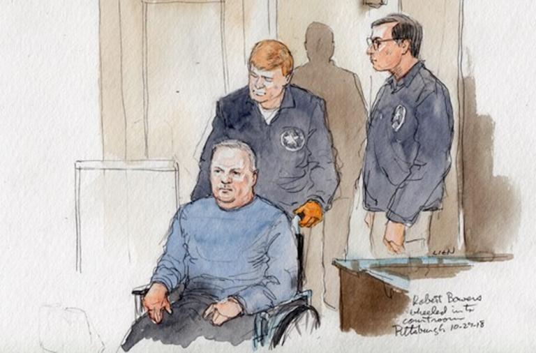 Πίτσμπουργκ: Δηλώνει…. αθώος ο 46χρονος που εκτέλεση 11 ανθρώπους σε συναγωγή