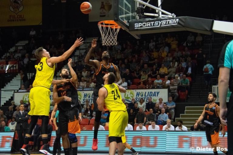 Basketball Champions League: Έγραψε ιστορία ο Προμηθέας! Σπουδαίο «διπλό» στο Βέλγιο