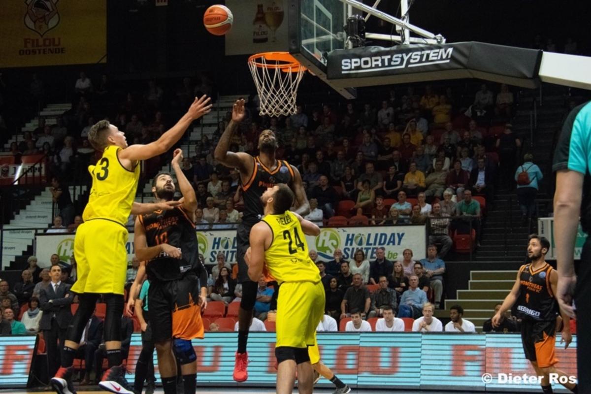 "Basketball Champions League: Έγραψε ιστορία ο Προμηθέας! Σπουδαίο ""διπλό"" στο Βέλγιο"