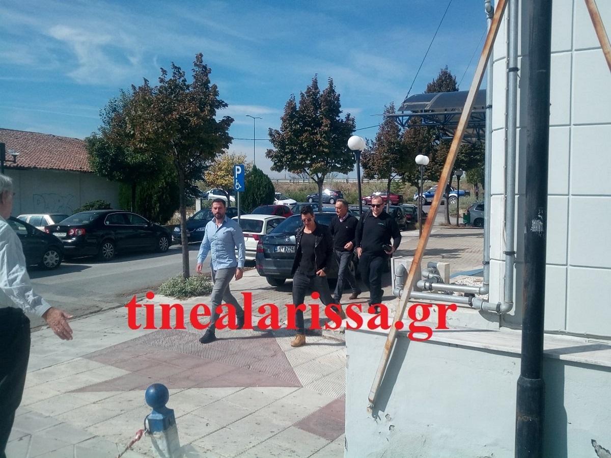 Ο Σάκης Ρουβάς τράβηξε τα βλέμματα στη Λάρισα [pics]
