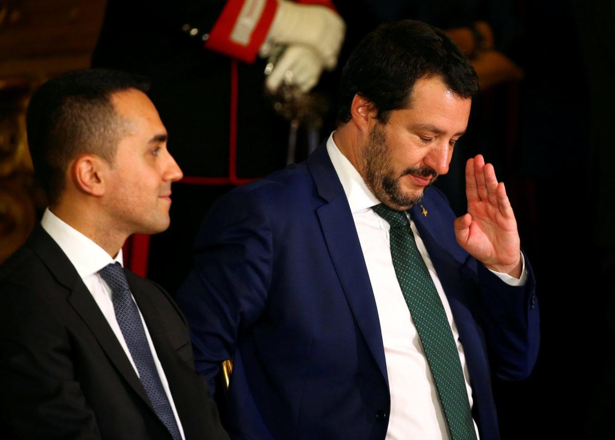 Νέα άνοδος των ιταλικών ομολόγων – Ο Σαλβίνι υπόσχεται φοροαπαλλαγές