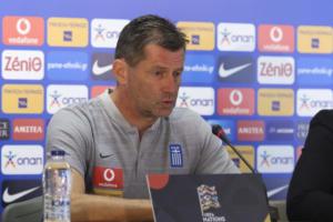 """Ελλάδα – Ουγγαρία, Σκίμπε: """"Θα δείτε μία άλλη εθνική στο γήπεδο"""""""