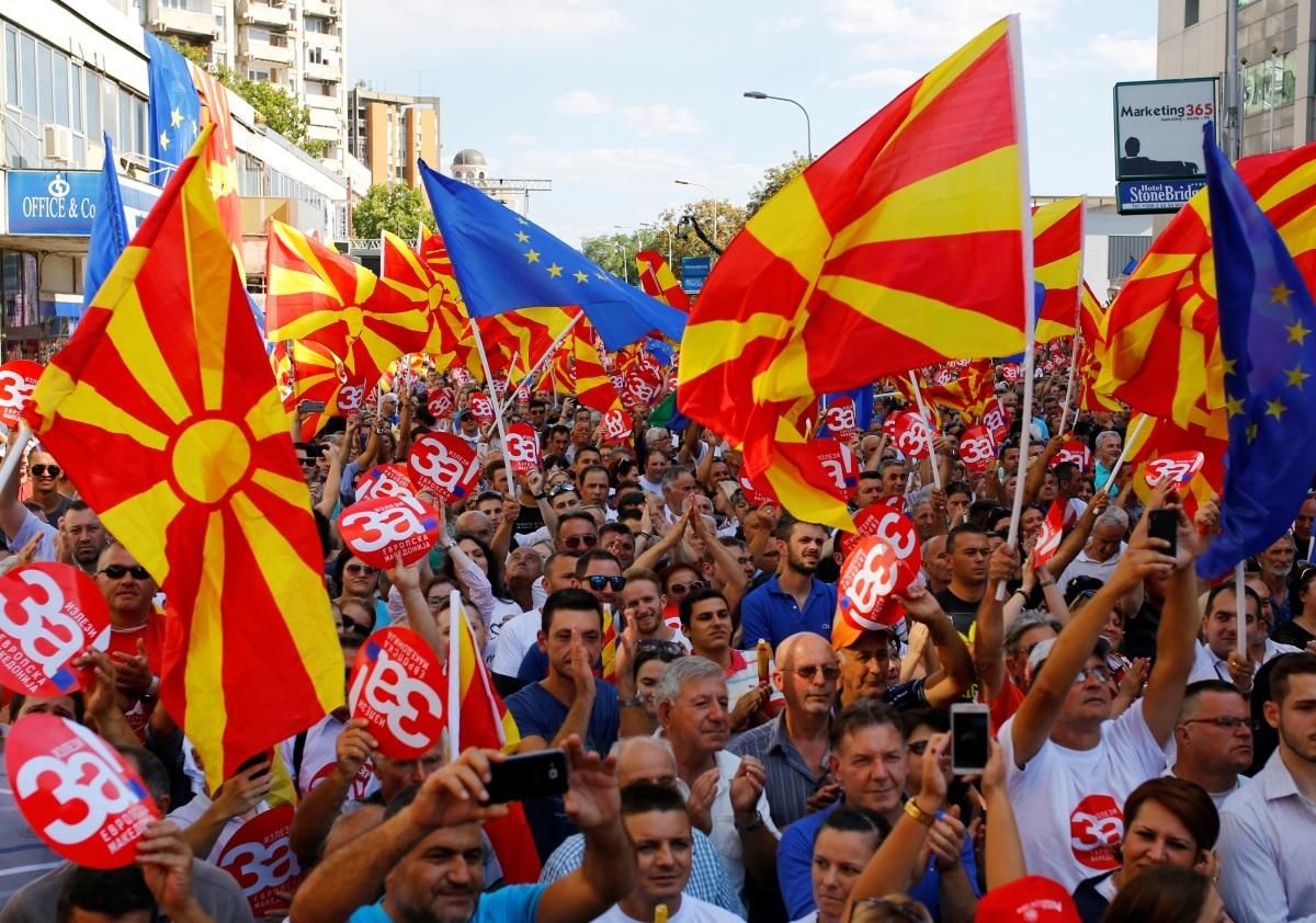 """Σκόπια… εμπιστευτικό: Όλα ανοιχτά για τον """"πόλεμο"""" στο Κοινοβούλιο!"""