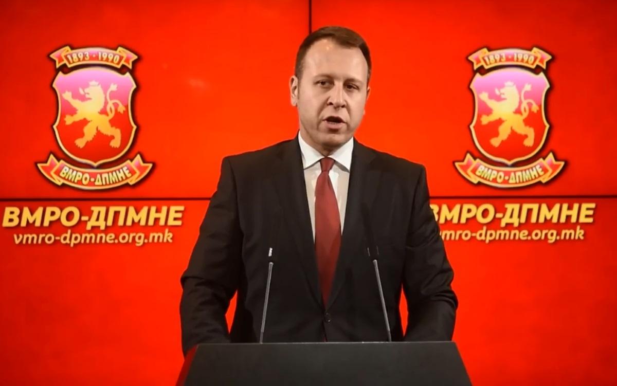 """""""Έδωσαν 2 εκατομμύρια ευρώ σε βουλευτή για να ψηφίσει""""! Καταγγελίες """"φωτιά"""" στα Σκόπια!"""