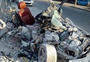Δράμα: Σπαραγμός για το ζευγάρι που κάηκε ζωντανό σε αυτό το αυτοκίνητο – Νέα συγκλονιστική μαρτυρία – Τα μηνύματα θλίψης!