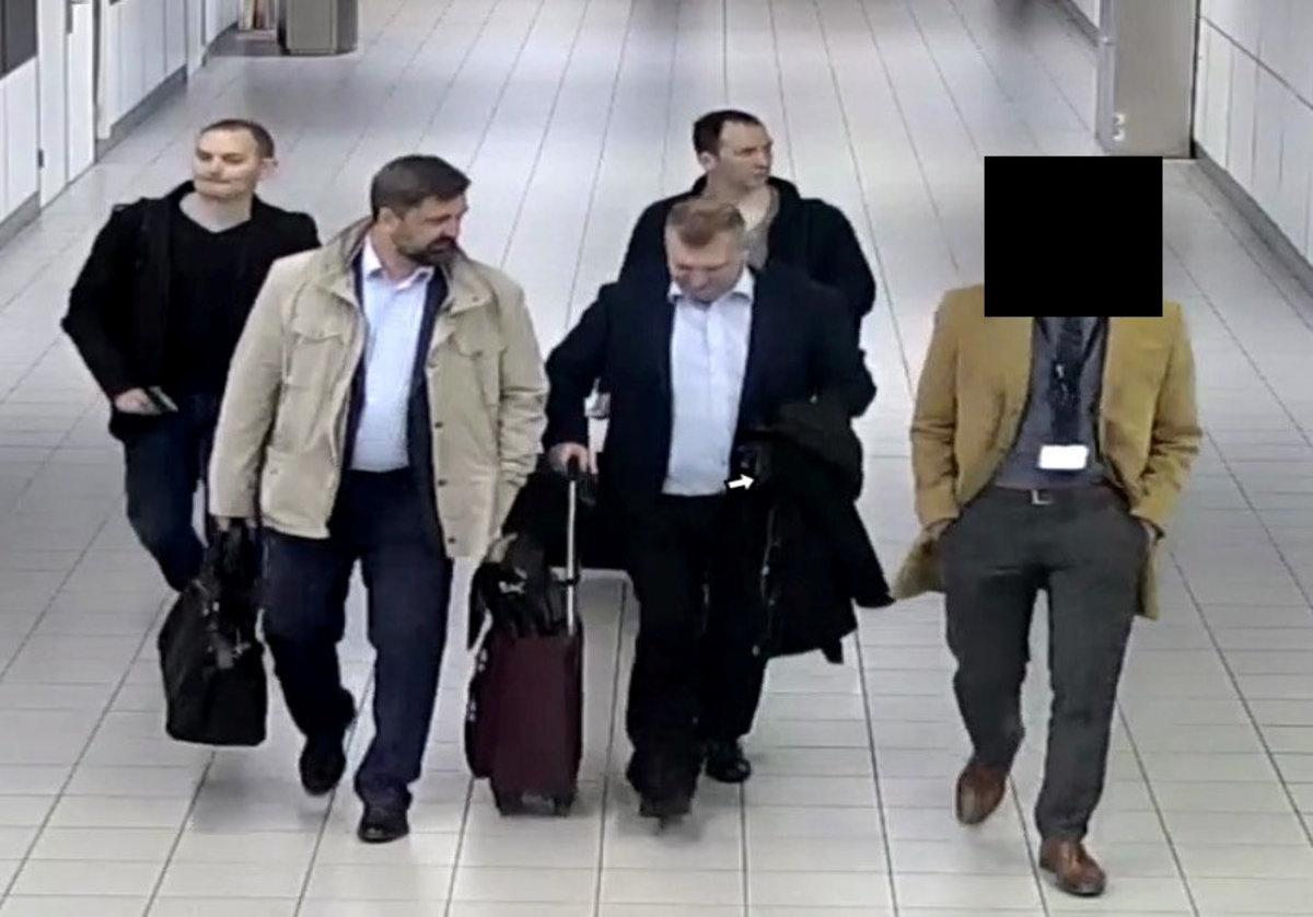 Κανονικό κατασκοπευτικό θρίλερ - Οι 4 Ρώσοι πράκτορες ήθελαν να σβήσουν τα ίχνη της Μόσχας πίσω από την υπόθεση Σκριπάλ