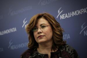 Σπυράκη για δημοψήφισμα στην ΠΓΔΜ: Νυν υπέρ πάντων η καρέκλα για Τσίπρα – Καμμένο!