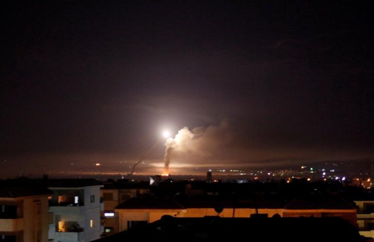 """Συρία: Πληροφορίες για """"πυρ"""" της αεράμυνας – Διαψεύδουν οι αρχές"""