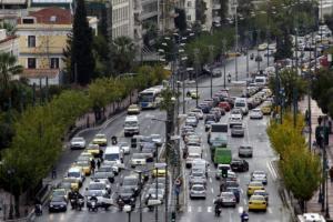 """""""Φρένο"""" στην αναγκαστική ακινησία για ανασφάλιστα οχήματα! Θα καταβάλλονται τα τέλη κυκλοφορίας!"""