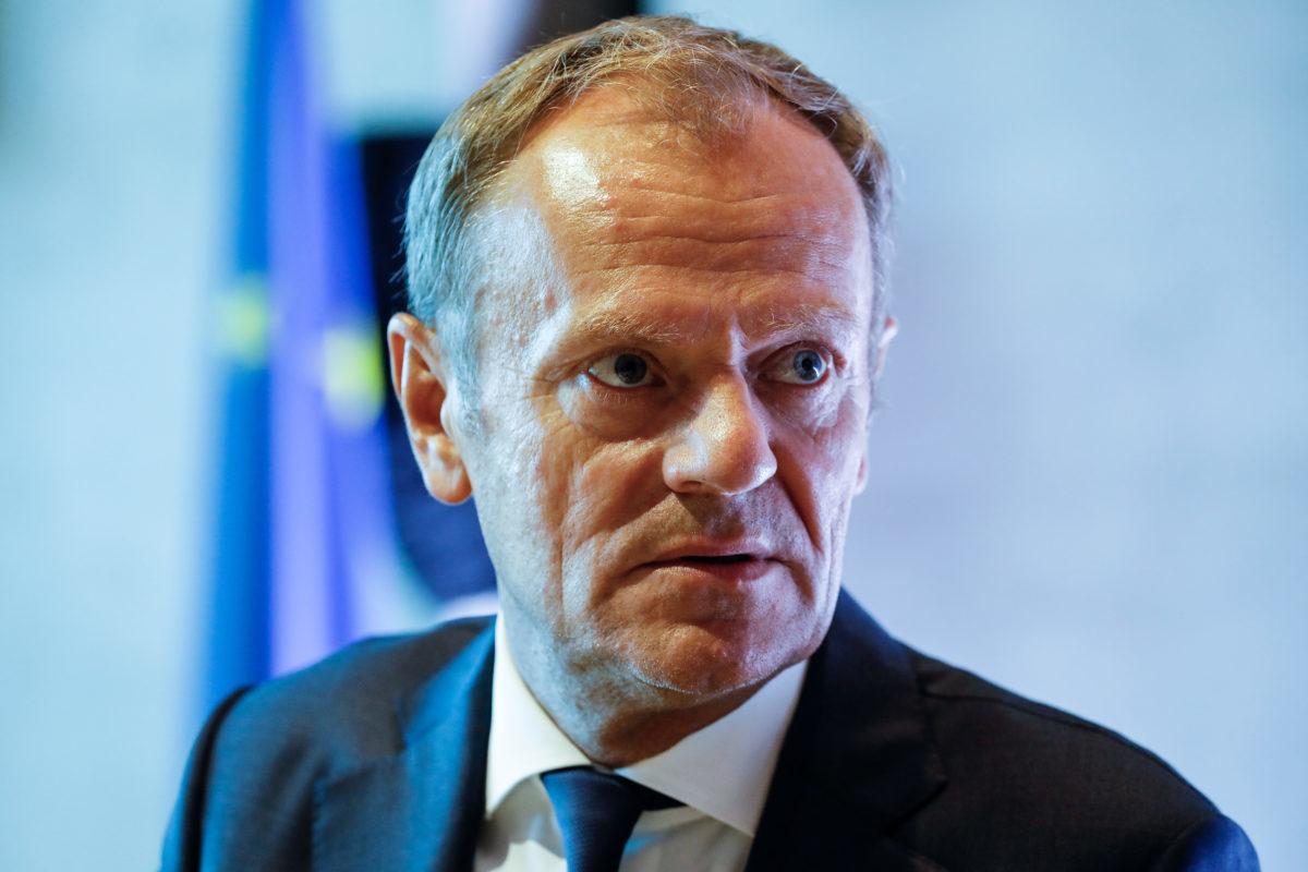 Τουσκ: Δεν θα υπάρξει θετική εξέλιξη για το Brexit στην σύνοδο κορυφής