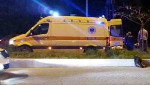 Θανατηφόρο τροχαίο στα Χανιά – Αυτοκίνητο παρέσυρε και σκότωσε πεζή γυναίκα!