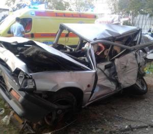 Τροχαίο στον Κηφισό – Φορτηγό πήρε… παραμάζωμα αυτοκίνητα! Υπάρχουν τραυματίες