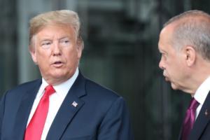 """""""Ευχαριστώ"""" του Τραμπ σε Ερντογάν – Ο Σουλτάνος του… θύμισε τον Γκιουλέν!"""