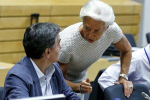 Ρίχνει… «γέφυρες» με το ΔΝΤ στο Μπαλί ο Τσακαλώτος