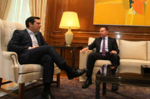 Διαψεύδει ο Στουρνάρας κυβερνητικές πηγές: Δεν κλήθηκα ποτέ στη σύσκεψη για το Χρηματιστήριο στο Μαξίμου