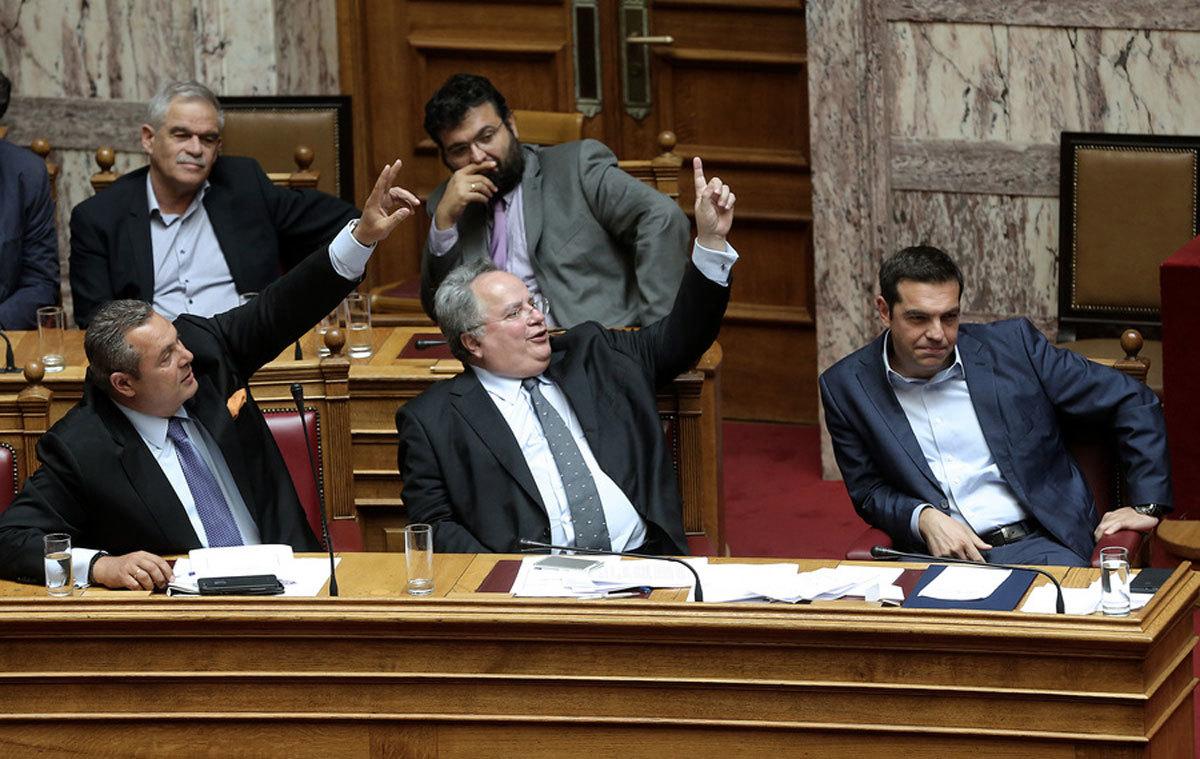 Αλέξης Τσίπρας – Νίκος Κοτζιάς: Από τη στοργή στην… οργή – Όλο το παρασκήνιο της παραίτησης