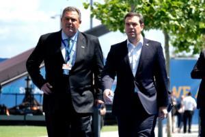 """Η εβδομάδα των… """"Παθών"""" για την κυβέρνηση: Καμμένος, Σκόπια και προϋπολογισμός"""