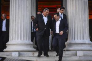 Τσίπρας – Καμμένος σε τεντωμένο σχοινί! Ποιοι θέλουν την αποπομπή του υπουργού Άμυνας